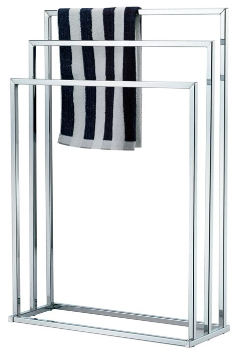 free standing electric towel rails for bathrooms free standing towel racks for small bathrooms standing