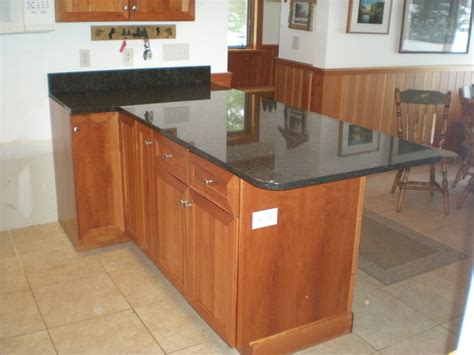 how to install a countertop without cabinets countertop overhang design determining the countertop