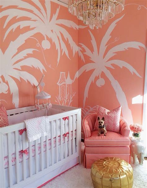 pink regency chair regency nursery sherwin williams jovial luxe report