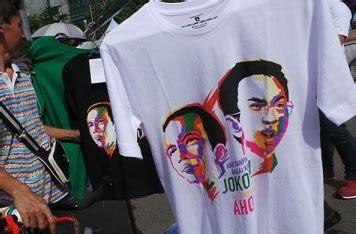 Kaos Monas Oleh Oleh ahok tanpa jokowi jakarta festival bak es krim