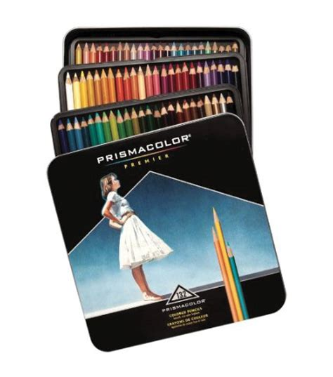 prismacolor colored pencils 132 prismacolor premier colored pencils 132 pkg jo
