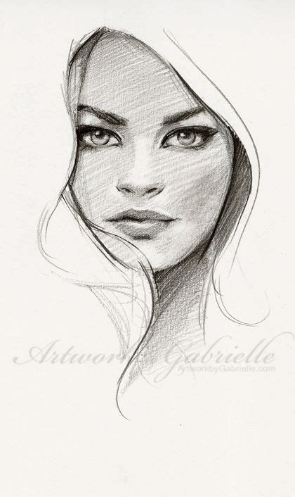 pretty girl face drawing 25 best ideas about drawing faces on pinterest draw