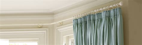 curtain pole for bay window uk bay window poles laura ashley