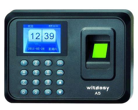 Murah Tfp 188 Mesin Absensi Finger Print Mesin Absen mesin absensi sidik jari termurah mulai rp 500 000 00