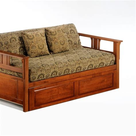 Futon Trundle by Futon And Trundle Bed