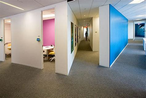 Accenture Chicago Office by Accenture Clark Construction
