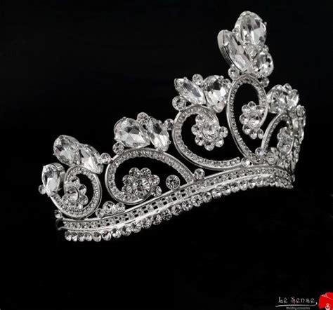 wedding tiaras and crowns tiaras for wedding princess tiara crown crystal silver