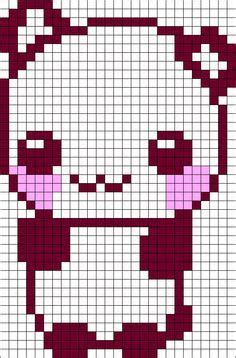 cute animal pixel art templates google search pixel