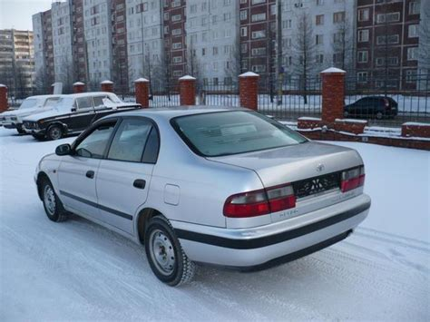 Toyota East 1994 Toyota E Pictures 2000cc Gasoline Ff