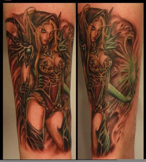 world of warcraft tattoo 30 best images about on hunters pin it