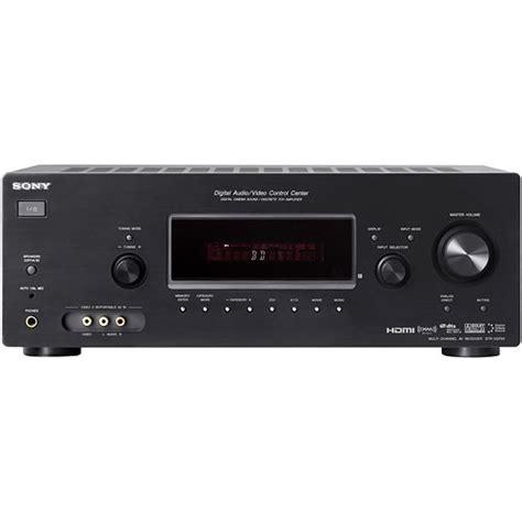 sony str dg720 7 1 channel home theater receiver str dg720 b h