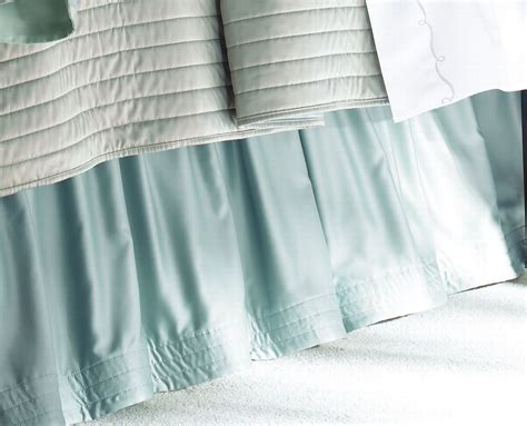 silver bed skirt lili alessandra bed skirts