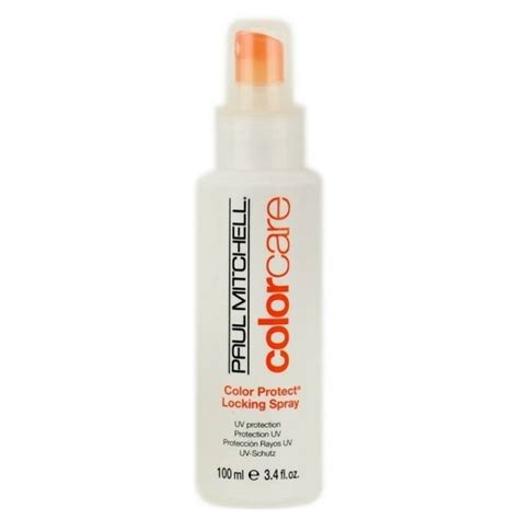 paul mitchell color protect paul mitchell color care color protect locking spray 100