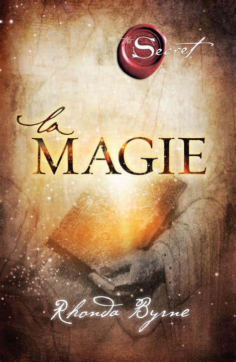 The Magic Book the secret la magie rhonda