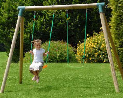 altalena bimbi da giardino altalena da giardino per bambini doppia in legno 2 posti