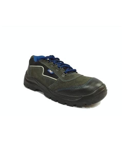r a shoes leather buy allen cooper leather safety shoe isi and dgms marked