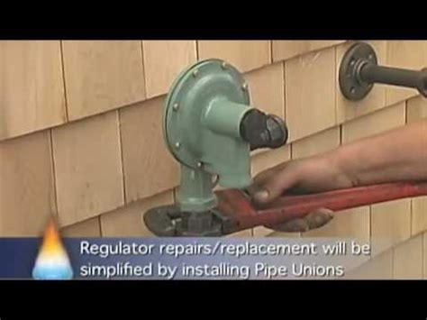installing propane gas line from tank to house part 2 undergound propane tank installation propane plus youtube