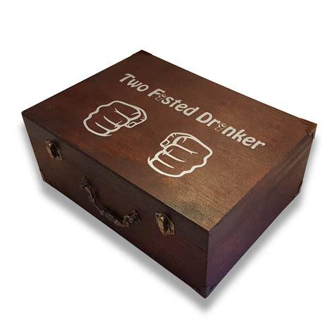 Box Mug two fisted drinker gift box with mug