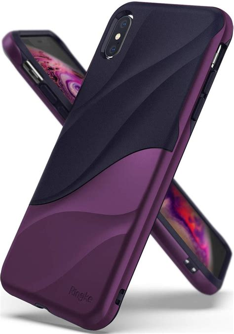 iphone xs max wave ringke