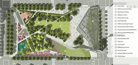 design competition los angeles pershing square pershing square renew design competition