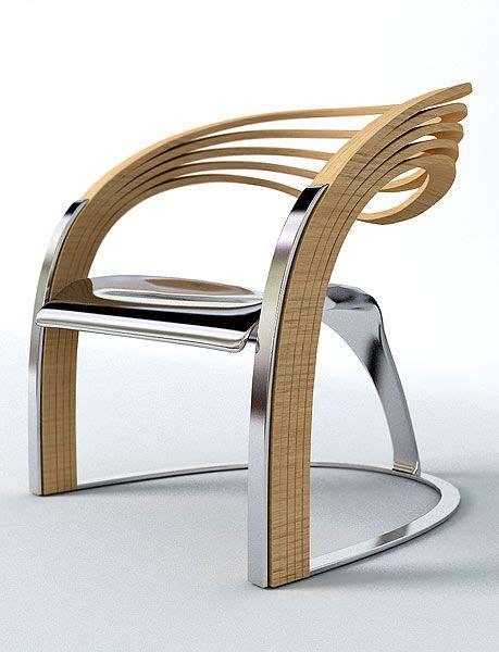 Design For Bent Wood Chairs Ideas Velichko Velikov S Elaxa Chair Freshome