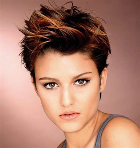 newest highlighting hair methods pixie cut hairstyles look hotter these celebrities prove it