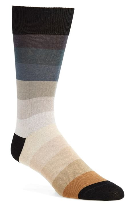 grey brown shoes color socks style guru fashion