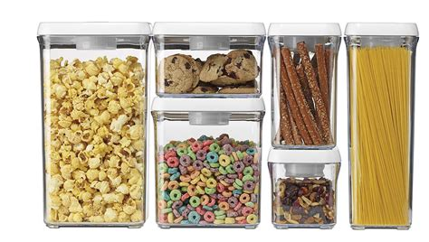 Kitchen Canisters Glass Cuisinart Fresh Edge Food Storage Cole Hardware