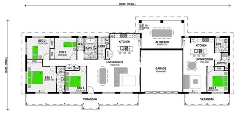 house plans with granny flat granny flat and flats on pinterest