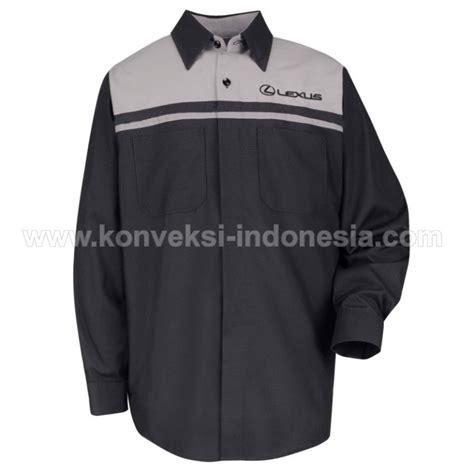 Kemeja Wearpack kemeja 187 kemeja seragam 5 konveksi indonesia pesan