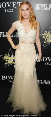 classic hollywood glamour hollywood events season style set girl ferddyjay s blog awards season starlets rumer willis and