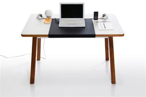 Cool Small Desks Studiodesk Cool And Clutter Free Desk For Small Office Designtodesign Magazine