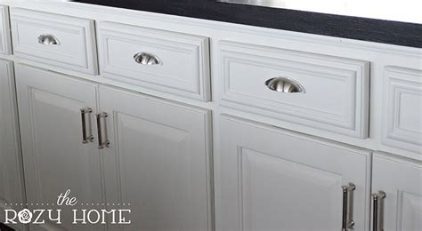 add drawers to kitchen cabinets easy and inexpensive cabinet updates adding trim to