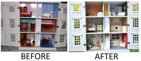extreme doll houses heyday living extreme home makeover dollhouse edition