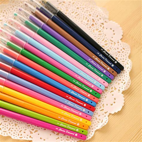 8 Adorable Stationery Kits by 17colors Kawaii Scribble Pen Stationery