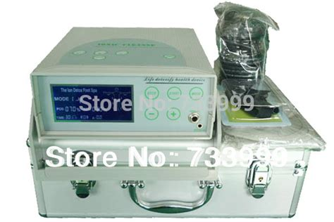 Http Store Liveto110 Detox Ion Cleanse by Health Care Ion Cleanse Machine Ion Ionic Detox Foot Spa