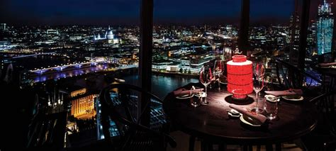 bar at the top of the shard hutong china has landed at the top of london explore