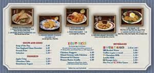 columbia harbour house menu wdw fan zone