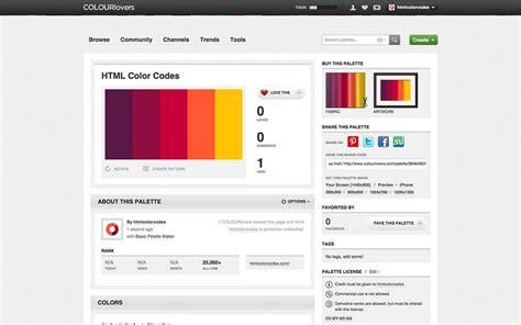 interior design color palette generator the best color palette generators to use on your next