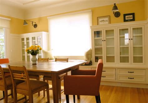 Dining Room Built Ins by Bungalow Built Ins