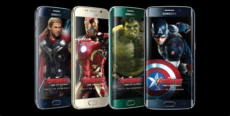 Samsung S6 Ironman Limited Edition samsung galaxy s6 edge iron limited edition officially