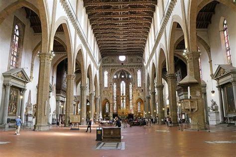 santa croce interno basilica santa croce picture of basilica di santa croce