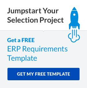 Erp Advantages And Disadvantages Selecthub Hris Requirements Template