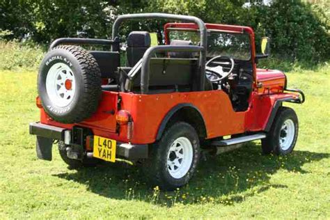 indian car mahindra mahindra indian chief cj3b jeep car for sale