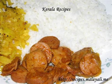 hot dog masala chicken sausage hot dog masala 171 kerala recipes