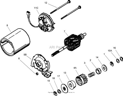 small engine electric starter diagram wiring diagram schemes