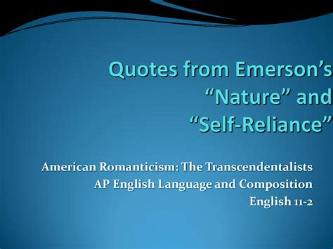 emerson quotes emerson self reliance quotes quotesgram