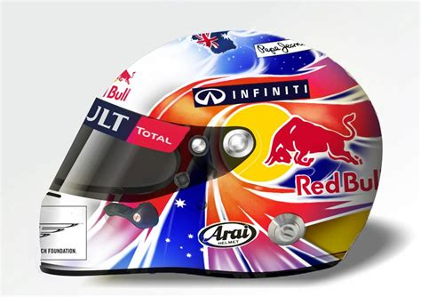 helmet design singapore mark webber s special singapore helmet design