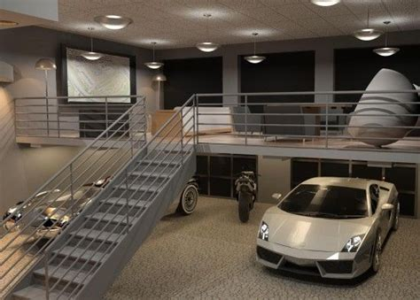 luxury garage 25 best ideas about dream garage on pinterest car