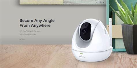 Harga Kamera Cctv Tp Link tp link kamera cctv wifi vision nc450 white